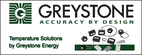 Greystone Energy Temperature Sensors